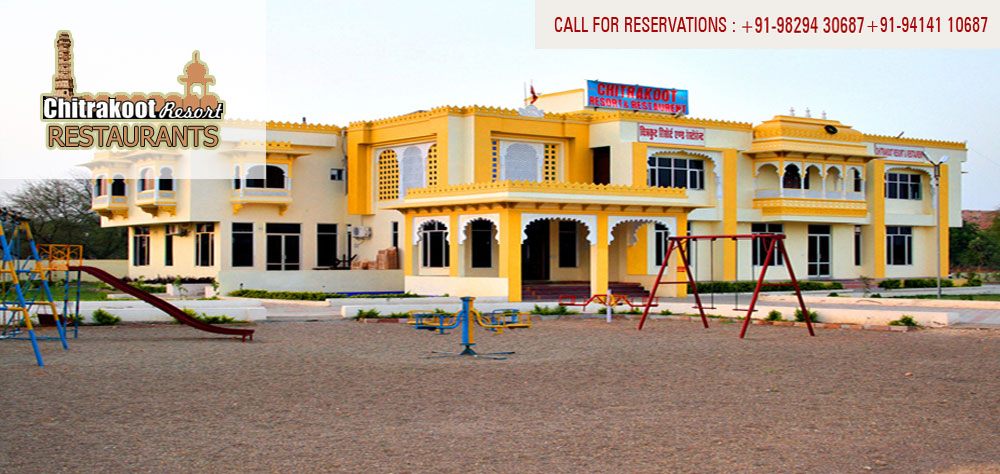 Hotel and Resort in Chittorgarh